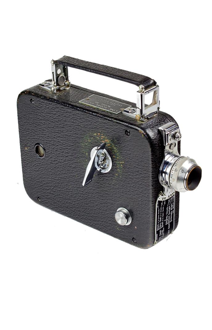 Cine Kodak eight, model 60