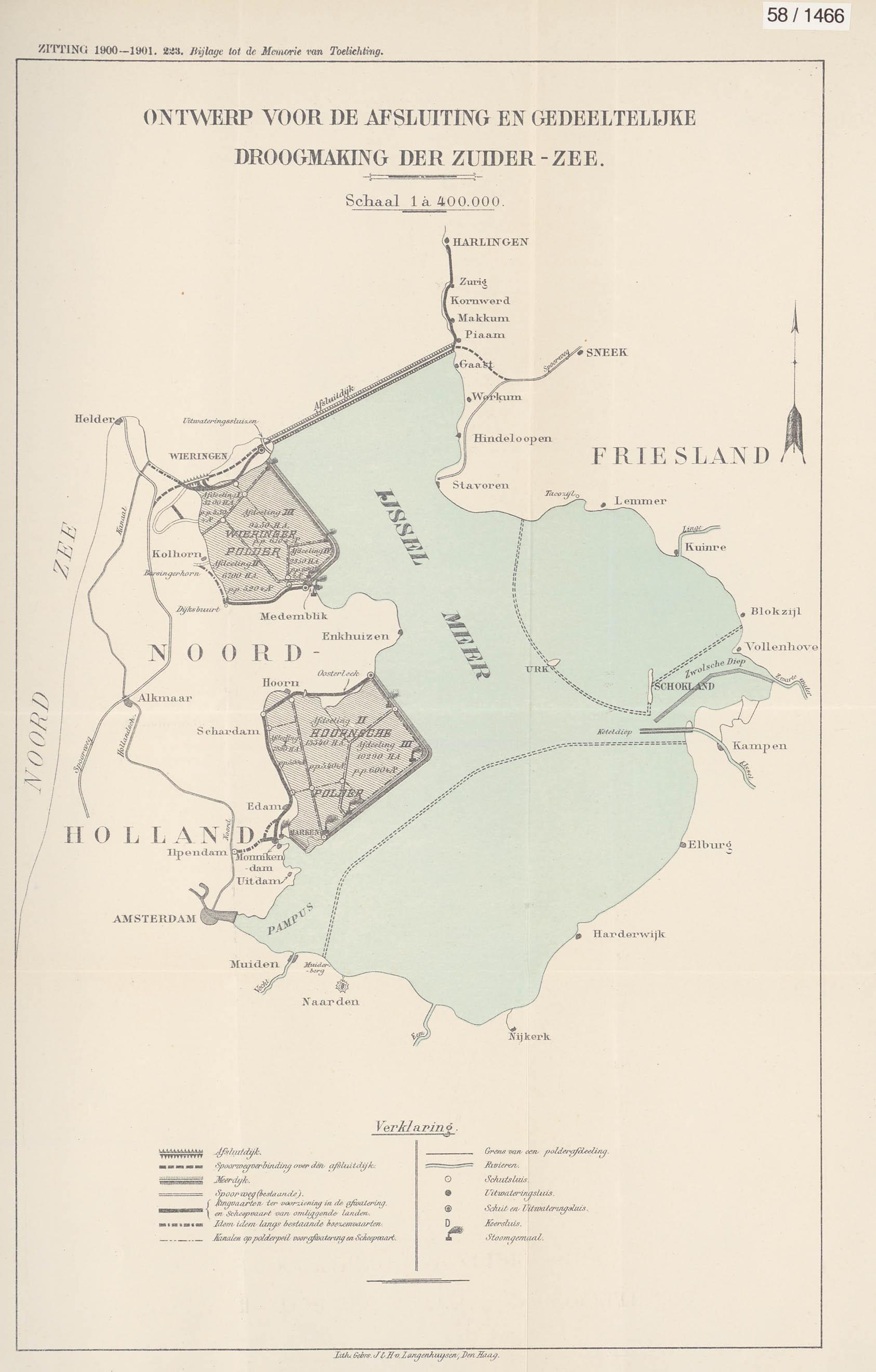 Afsluitdijk toerisme zeilen scheepvaart IJsselmeer Zuiderzee havens dorpen polders