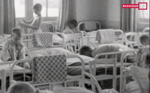 still het zeehuis centraal genootschap kindervacantiekolonies Dick Laan