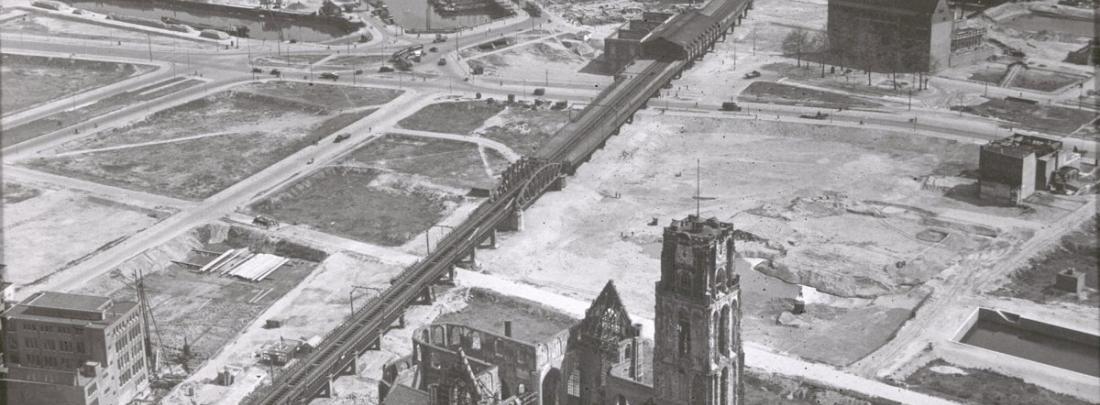 bombardementen Rotterdam Tweede Wereldoorlog