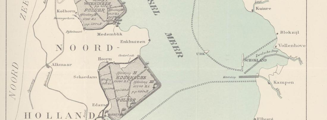 Afsluitdijk IJsselmeer Zuiderzee havens toerisme scheepvaart zeilen dorpen