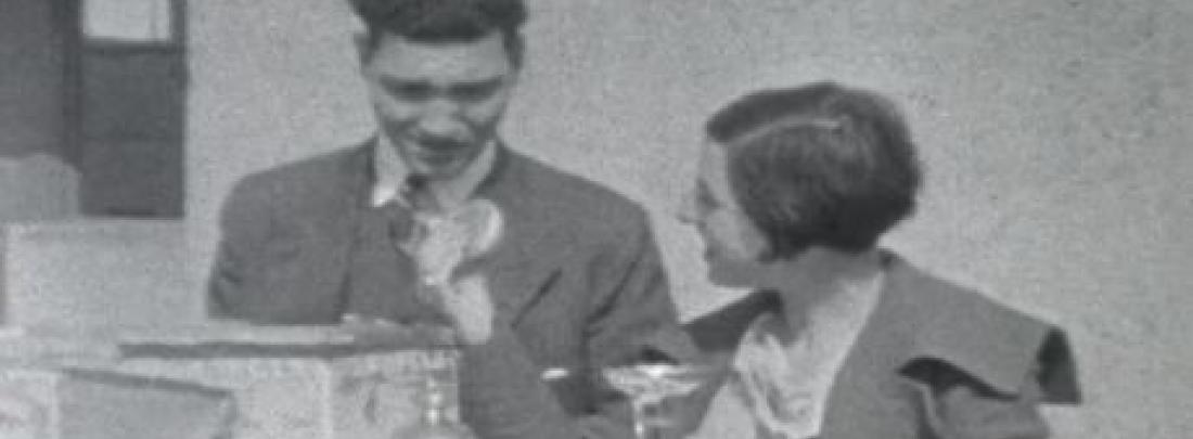 still amateurfilm Max Peereboom 1934
