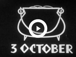 Keyframe of 3 OCTOBER