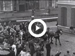 Keyframe of Bevrijding Heerenveen, 1945