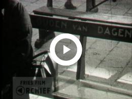 Keyframe of Autotocht Ouden van Dagen van Sexbierum naar Pietersbierum, 1950