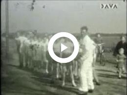Keyframe of AV665 Sportfilm Coevorden; vermoedelijk jaren '50