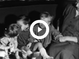 Keyframe of Belevenissen familie Goes (g), 1954