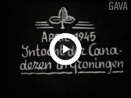 Keyframe of Intocht der Canadezen / Rudolf Janssen, april 1945