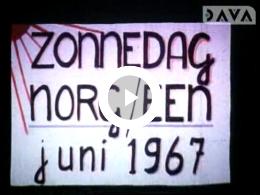 Keyframe of AV1430 Zonnedag Norg/ Een 1967; vermoedelijk Boerma; 06-1967
