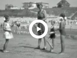 Keyframe of ZANDVOORT 1940 (amateuropname Piet Schendstok)