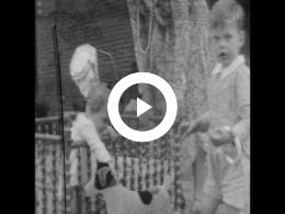 Keyframe of AMATEURFILMS CAREL GUSTAAF OLIE JR. - 1930