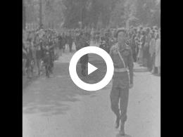 Keyframe of AMATEURFILMS CAREL GUSTAAF OLIE JR. - Prinses Irene Brigade