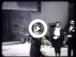 Keyframe of AV100 Zwitserland vakantie; J. Poortman; eind jaren '40 of begin jaren '50