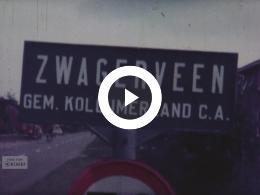 Keyframe of Zwagerveen, een optocht, 1970