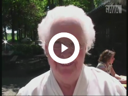 Keyframe of 85e verjaardag mevrouw Marree
