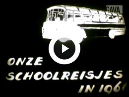 Keyframe of Uitstapjes Bekenkampschool 1966