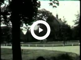 Keyframe of AV2179 Dorpsfilm Dwingeloo, deel 1; J.W.L. Adolfs; 1963