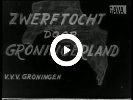Keyframe of Zwerftocht door Groningerland / C.R. Tiddens, ca. 1940