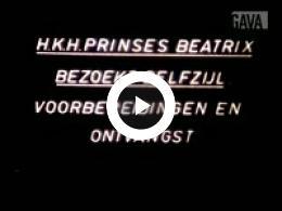 Keyframe of Prinses Beatrix bezoekt Delfzijl