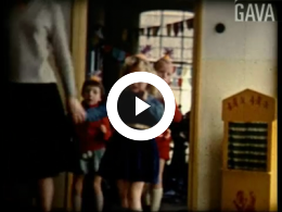 Keyframe of Kleuterschool Parkstad 1959