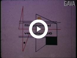Keyframe of Filmjournaal Veendam 1966