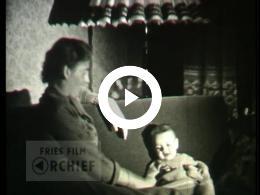 Keyframe of Joke leert lopen, 1953