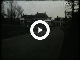 Keyframe of AV2138 DABO film 7; Vermoedelijk de heer Lambers, destijds directeur van de DABO; mogelijk 1935