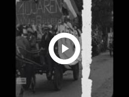 Keyframe of Volksfeest zomer 1938, 1938