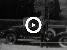 Keyframe of ZOMER 1930, CLEVELAND, DE VLIET, SCHIPHOL