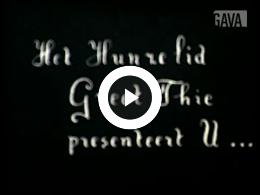 Keyframe of Ha heerlijk Hunze / G. Thie, circa 1951-1952