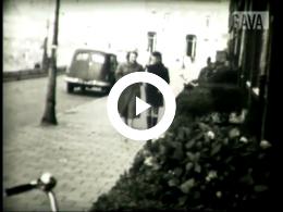 Keyframe of Evenementen in Groningen jaren vijftig