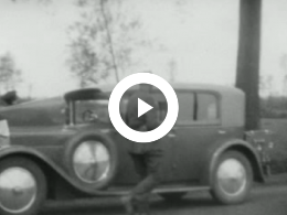 Keyframe of VAKANTIEFILM FRANKRIJK 1928