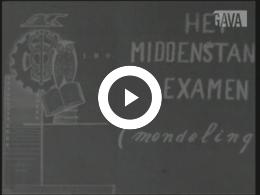 Keyframe of Het middenstandsexamen