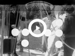 Keyframe of FEEST 12½ JARIGE BRUILOFT, MENUET, 1938