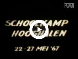 Keyframe of Bekenkampschool naar Hooghalen 1967 en 1965