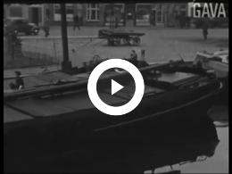 Keyframe of Groningen vlak na de Tweede Wereldoorlog