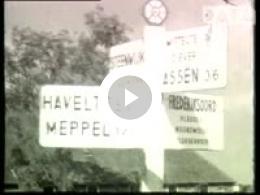 Keyframe of AV912 Dorpsfilm Wapserveen 1956, deel 1; J.W.L. Adolfs; circa 1956