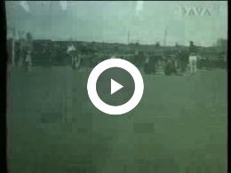 Keyframe of AV1864 Fragment sport; mogelijk jaren '30 of '40