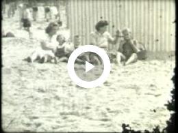 Keyframe of Den Haag, augustus 1948, 1948