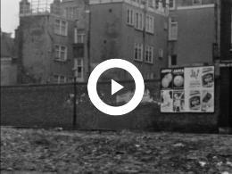 Keyframe of AMATEUROPNAMEN JAN C. GROOT - Wederopbouw Amsterdam