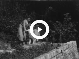 Keyframe of Familiefilms Schiethart - MEVROUW ELBERS(?)