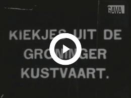 Keyframe of Kiekjes uit de Groninger kustvaart / onbekend, circa 1935-1940