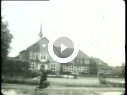 Keyframe of AV1612 Dorpsfilm Eelde/Paterswolde 1952