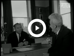 Keyframe of Dorpsfilm Eenrum 1966. Deel I