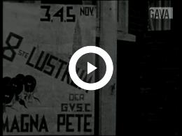 Keyframe of Achtste lustrum Magna Pete 1938