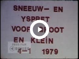 Keyframe of Sneeuw en ijspret voor groot en klein, 4-1-1979
