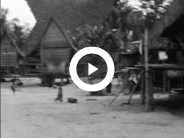 Keyframe of Familiefilms Schiethart - 1938/1939 O.A. PANGKALAN BRANDAN, TOBAMEER