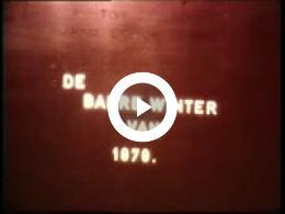Keyframe of AV703 De barre winter van 1979; Roelof Lunshof; 1978/1979