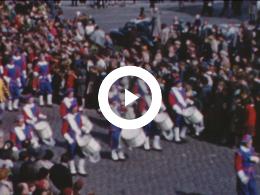 Keyframe of OPTOCHT BEVRIJDINGSDAG 5 MEI 1955