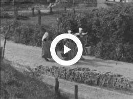 Keyframe of Amateuropnamen Bernard Cornelis van Noordwijk - Een Pinkster-uitstapje naar Walcheren